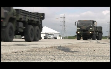 Texas National Guard Responds to Hurricane Alex