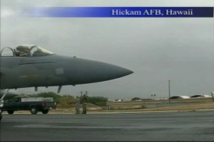 Air Force Report: F-15 Final Flight