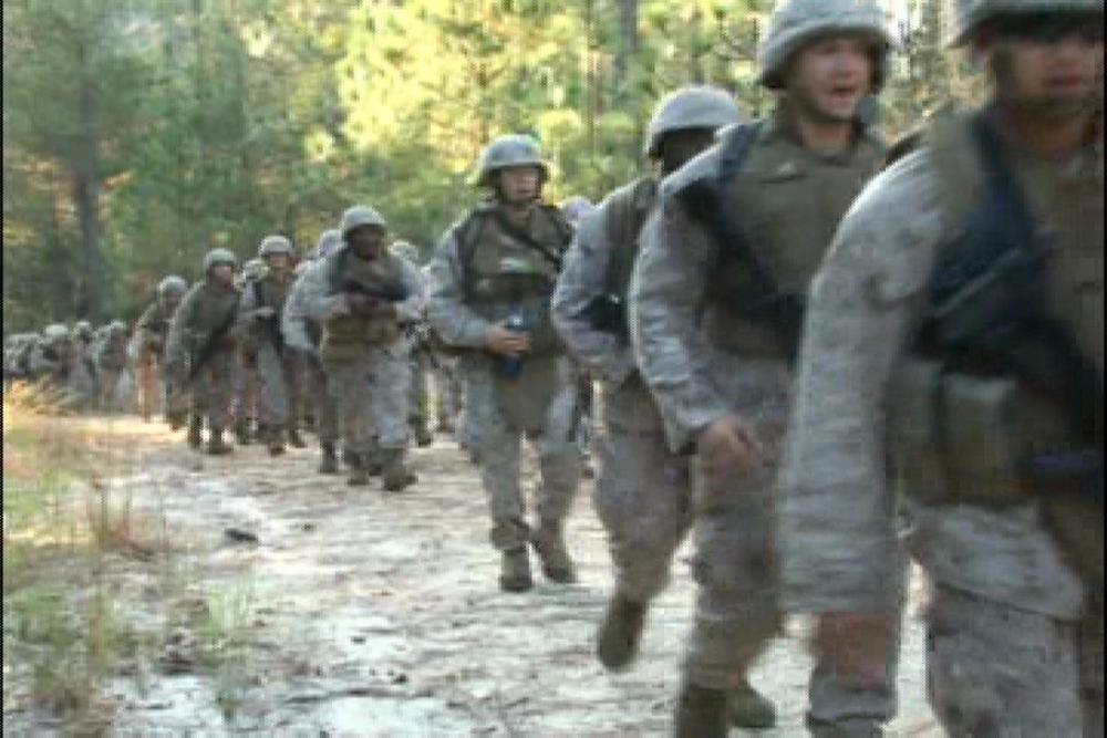 DVIDS - Video - Combat Logistics Battalion - 22 Hits The Trails (Raw