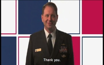 Combined Federal Campaign-Overseas Thank You Message