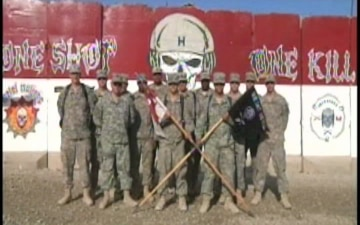 3rd Armored Cavalry Regiment Greetings from Iraq, Part 1