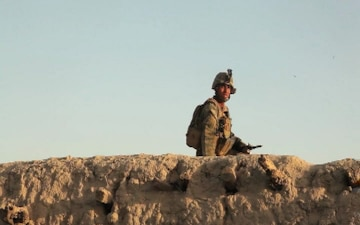 3/5 Marines Fight to Secure Sangin