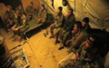 Afghan Soldiers Undergo Combat Life Savers, Part 2