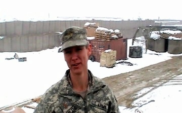 2nd Lt. Laura Childs
