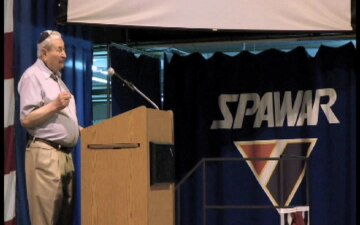 Holocaust Survivor Recounts Nazi Atrocities at SPAWAR Remembrance: Part 4