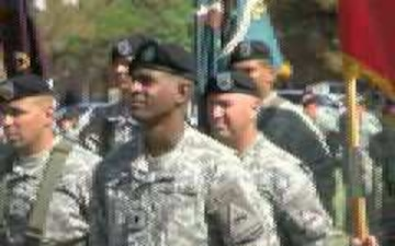 1st Armored Division Comes Home