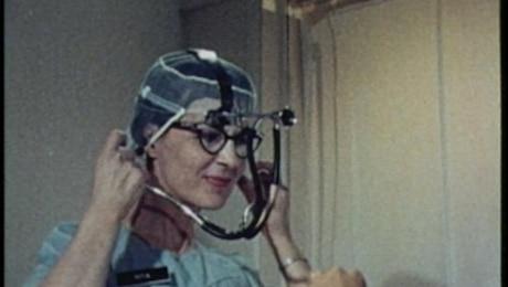 Battleground: The Army Nurse