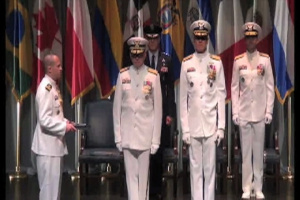 Joint Interagency Task Force South Change of Command Ceremony, Part 7