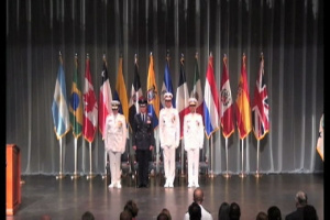Joint Interagency Task Force South Change of Command Ceremony, Part 10