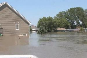 Dakota Dunes Flooding 2011 - Part 1
