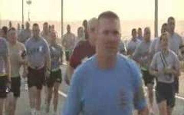 Yellow Ribbon Wounded Warrior 5K Run - B Roll