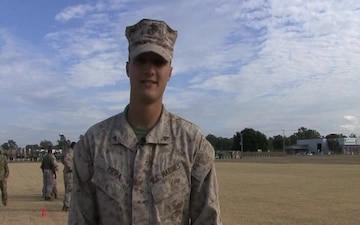 U.S. Marine Lance Cpl. Donny Picha