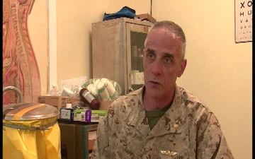 U.S. Navy Capt. John Raff Interview, Part 3