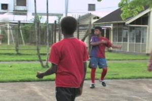 New Horizons Suriname 2011