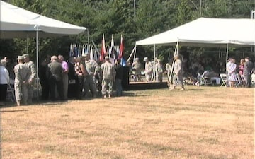 364th Expeditionary Command Deployment Ceremony, Part 1