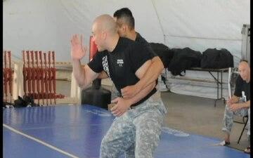 Unarmed Self Defense