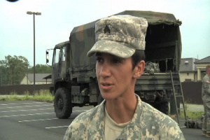 National Guard Best Warrior Competition Interviews Day 2
