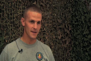National Guard Best Warrior Competition Interviews Day 3