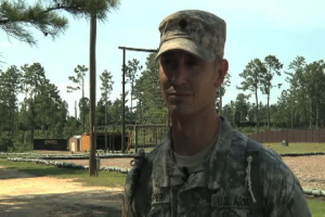 National Guard Best Warrior Competition Interviews Day 1