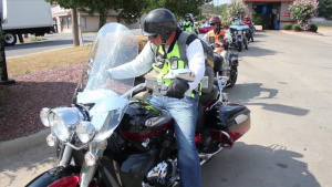 Ark. National Guard Motorcycle Mentorship Program Among Top in Nation