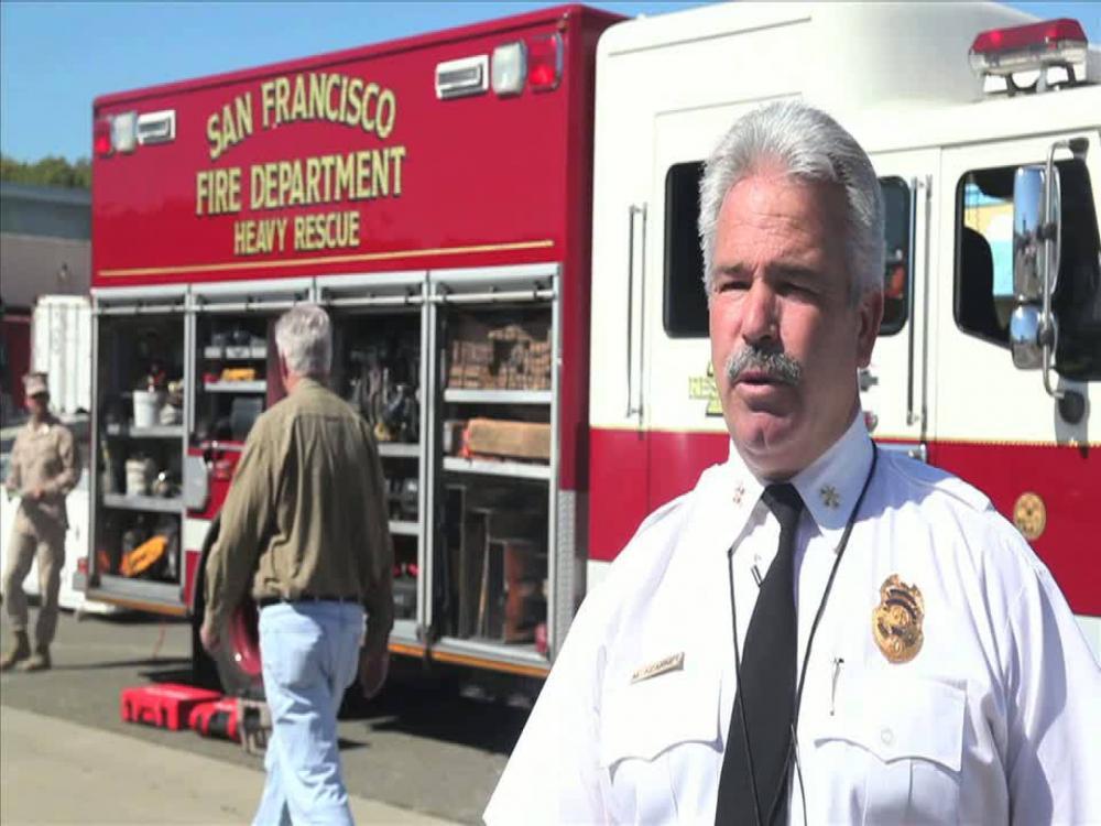 DVIDS - Video - Asst  Deputy Chief Mark Kearney