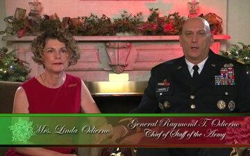 General Odierno: Holiday Greeting