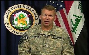 Maj. Gen. Jeffrey Buchanan
