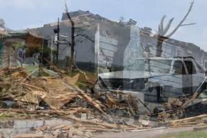Toys for Tots for tornado victims, Birmingham AL