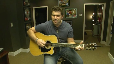 "Command Performance: Josh Gracin, ""Can't Say Goodbye"""