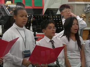 Spotlight Korea: The Casey Elementary Christmas Concert