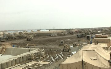 Major Construction Operation Nears End in Ghazni