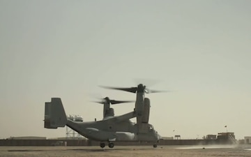 U.S. Marine Corps Osprey Flight Operations