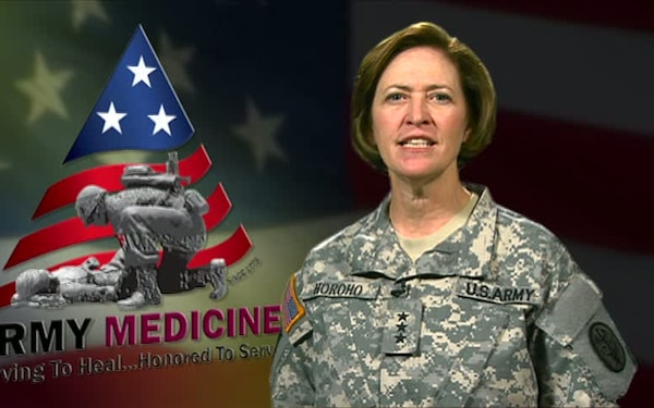 65th Army Medical Specialist Corps Anniversary