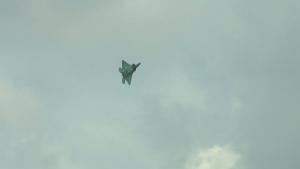F-22 Last Raptor B-Roll