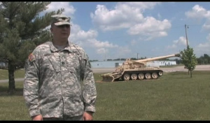 Kentucky National Guard Senior NCO of the Year