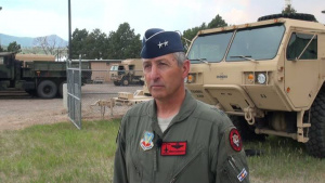 The Adjutant General of Colorado Interview on High Park Fires