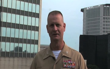 Marine Week Cleveland Shout Out