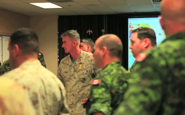 I MEF and Marine Forces Reserve Participate in Javelin Thrust 2012