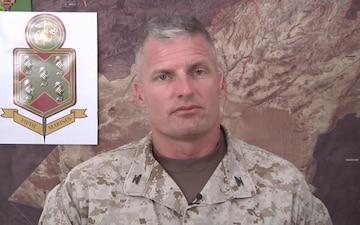 Marine Col. Roger Turner