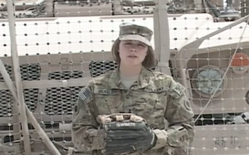 1LT Jennifer Beasley Shout-Out