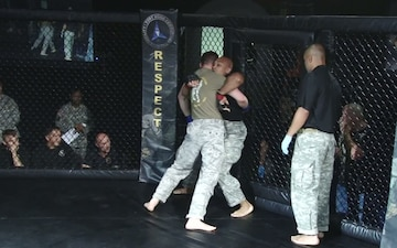 All Army Combatives Part 2