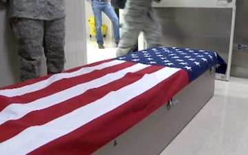 Remains of 52 U.S. servicemembers returned