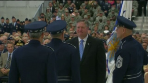 Around the Air Force: CSAF Change of Command