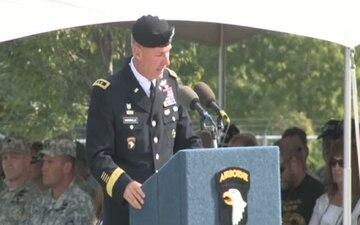Memorial Ceremony