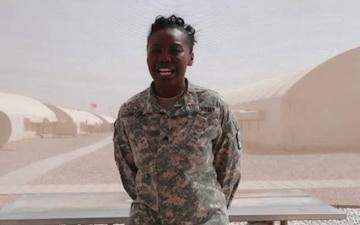 Sgt. Talisha J. Moore