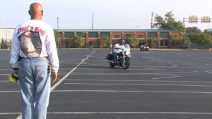 Kentucky Air Guard Trains New Motorcycle Safety Instructors