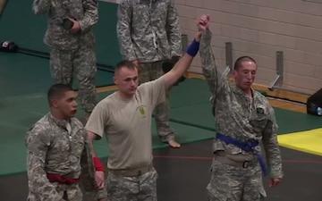 2012 Warfighters Challenge Combatives, Part 1