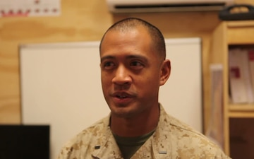 The Sounds of Freedom: 1st Lt. Wilson Bautista