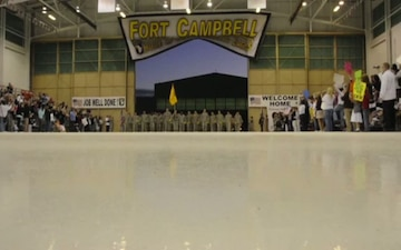 Welcome Home ceremony-2 BCT, 101st Airborne