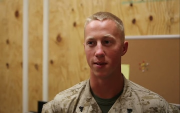 The Sounds of Freedom: Cpl. Tyrel Treat